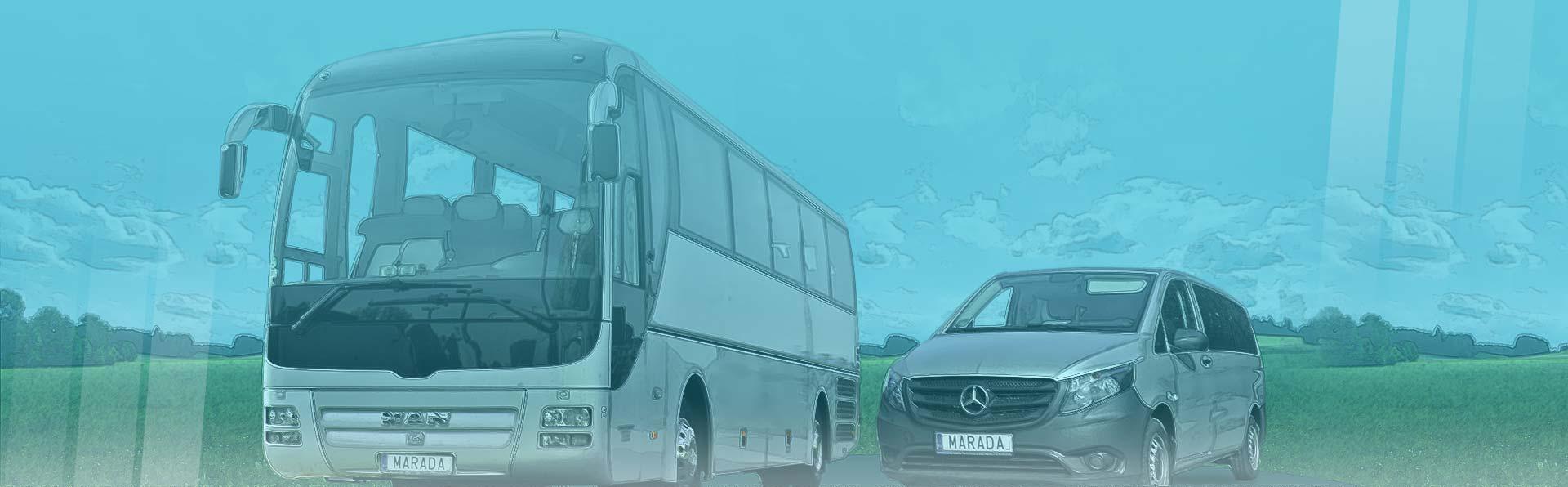 Wynajem komfortowych autokarów i minibusów
